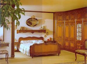 Photo: Schlafzimmer Lüttich- Aachener Barock, BAYER Stilmöbel
