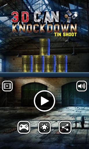 玩免費街機APP|下載缶 ノックダウン 投げます: Can Knockdown app不用錢|硬是要APP