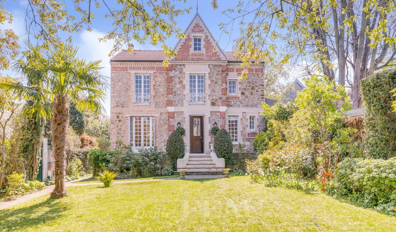 Maison avec jardin et terrasse Saint-Cloud