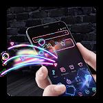 Neon Icon Packs Theme Icon