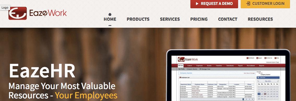 EazeWork HR app