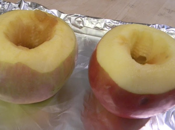 Cherry Cola Braised Apples Recipe