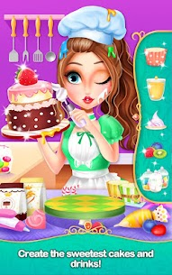 Princess Tea Party Salon 4
