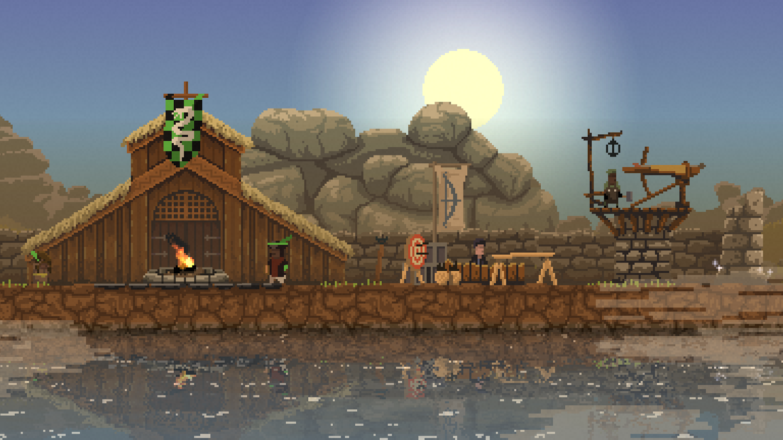 Kingdom: New Lands- screenshot
