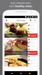 Fitness Recipes by MyFitFEED- screenshot thumbnail