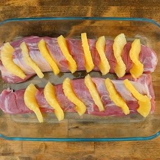 Hawaiian Pineapple Pork Loin Recipe