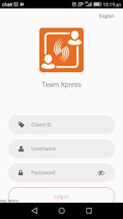 Celayix Team Xpress - náhled