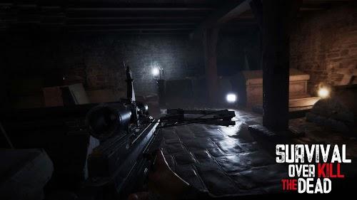 Screenshot 2 Overkill the Dead: Survival 1.1.8 APK MOD