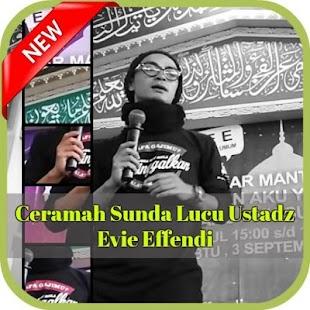 Ceramah Sunda Gaul Ustadz Evie Effendi Offline - náhled