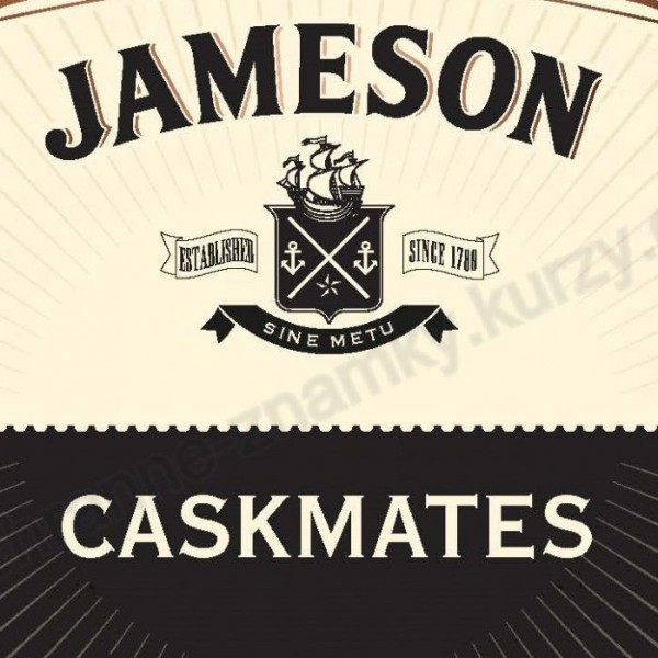 Logo of Jameson Sons Distillery Caskmates Stout Edition