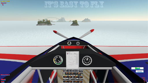 It's Easy To Fly - screenshot