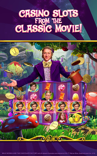 Willy Wonka Slots Free Casino screenshot 23
