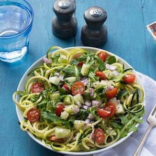 Summer Burst Zucchini Pasta Salad.