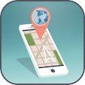 Phone Number Tracker Location icon