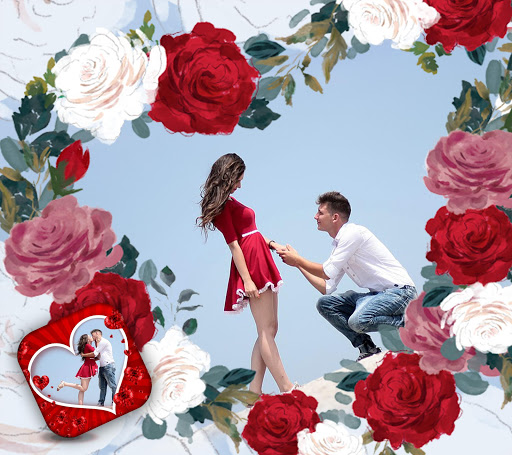 Sweet Love Photo Frames Free 2.1 screenshots 3