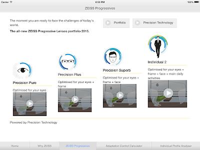 Progressive Lenses (IN) screenshot 3