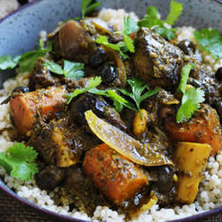 Beef Tagine.
