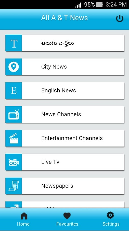 All Andhra Telangana News- screenshot