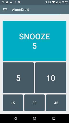 AlarmDroid screenshot 8