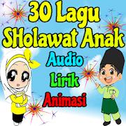 Lagu Sholawat Anak - Edukasi Menarik