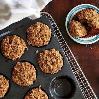Whole-Grain Bran Muffins.