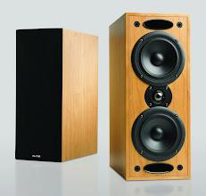 Photo: Krix Acoustix main-bookshelf speakers