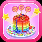 Rainbow Pancakes Cooking Icon