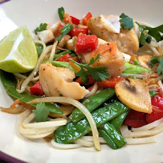Thai Fish Stir Fry Recipes.