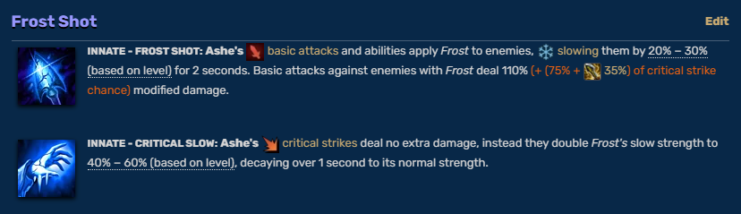 The Critical Strike mechanic of Season 11 is highly imbalanced and desperately need a rework 3