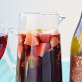 Apple & Fig Sangria
