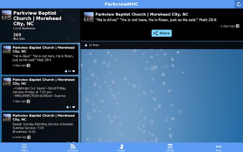 ParkviewMHC - náhled
