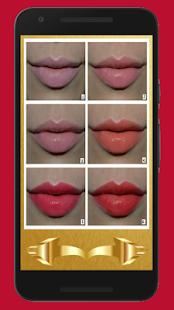 Lip Makeup Styles - náhled