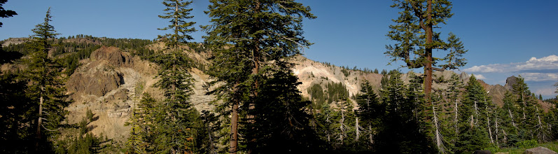 Photo: Sulfur works Panorama Mt Lassen Natl Park.jpg