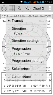 AstroVizor Astrology- screenshot thumbnail