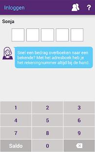 SNS Mobiel Bankieren- screenshot thumbnail