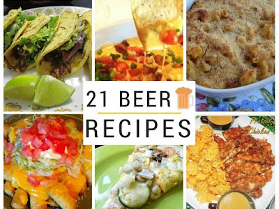 21 Beer Recipes for Brew Lovers