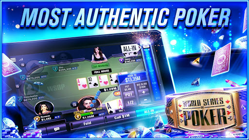 World Series of Poker u2013 WSOP Free Texas Holdem android2mod screenshots 1