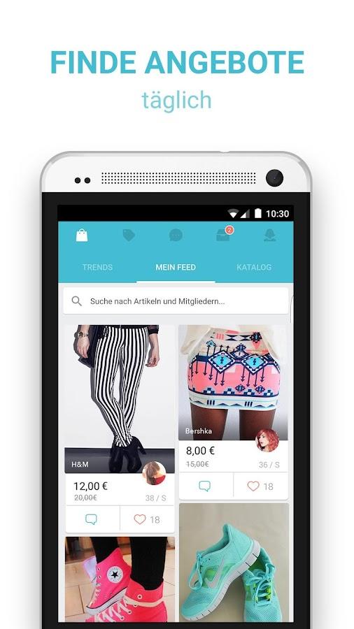 kleiderkreisel android apps on google play. Black Bedroom Furniture Sets. Home Design Ideas