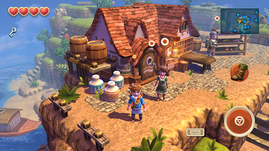 Oceanhorn ™Apk Download For Android and Iphone 6