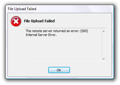 fileuploadfailed