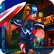 Download Captain American Girl: Infinity Run Rush For PC Windows and Mac