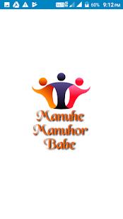 Manuhe Manuhor Babe (মানুহে মানুহৰ বাবে 'ট্ৰাষ্ট') - náhled