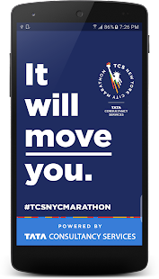 TCS NYC Marathon- screenshot thumbnail