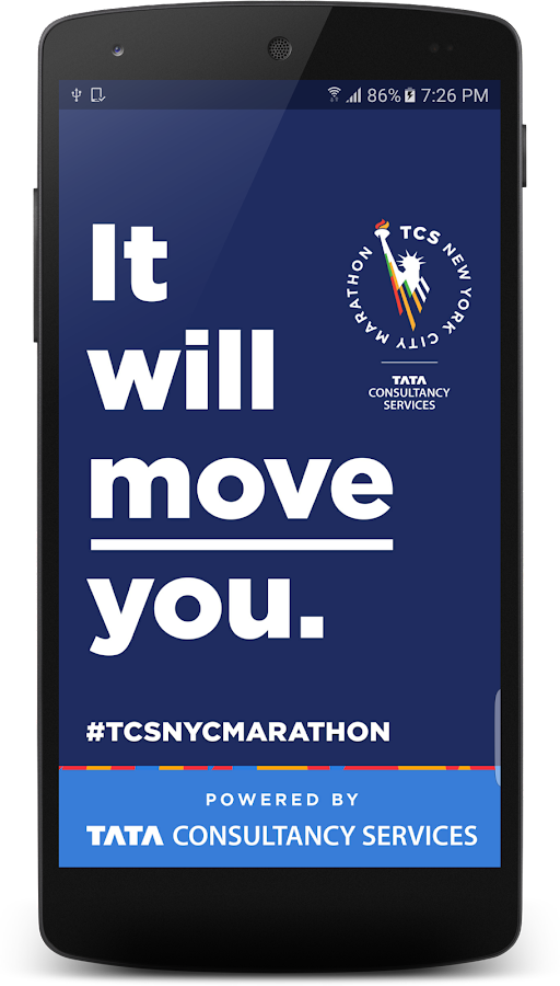 TCS NYC Marathon- screenshot