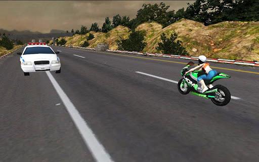 Racing Girl 3D apkdebit screenshots 7