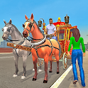 Horse Taxi City & Offroad Transport icon