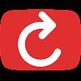 Restart Youtube icon