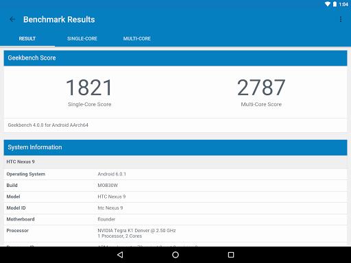 Geekbench 4  screenshots 11