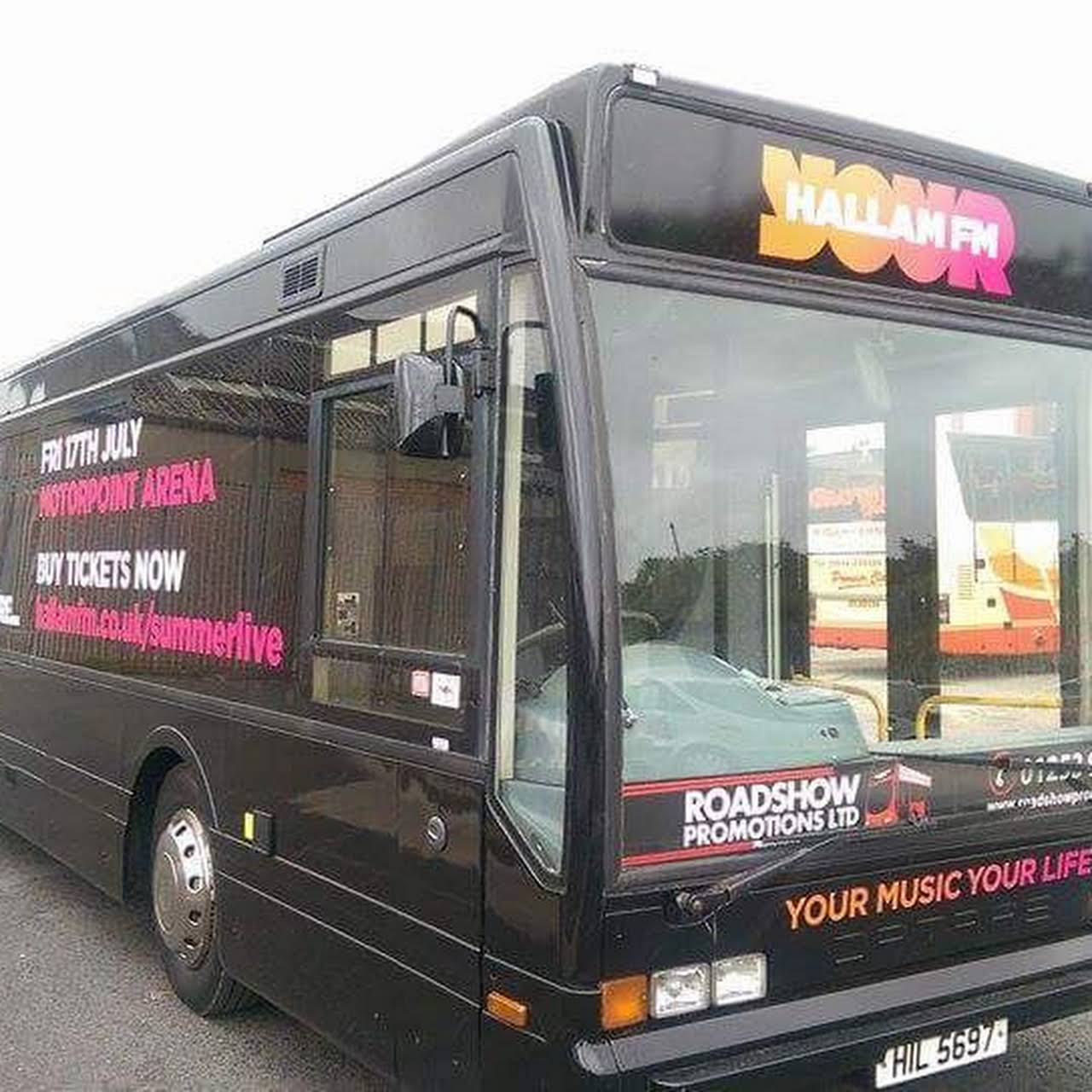 roadshow promotions business to business service