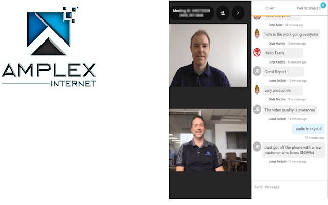 Amplex Screen Sharing